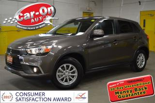 Used 2017 Mitsubishi RVR SE AWD PWR GRP HEATED SEATS REAR CAM ALLOYS for sale in Ottawa, ON