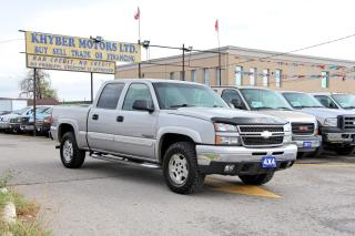 Used 2006 Chevrolet Silverado 1500 LS for sale in Brampton, ON