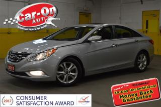 Used 2011 Hyundai Sonata Limited LEATHER SUNROOF FULL PWR GRP LOADED for sale in Ottawa, ON