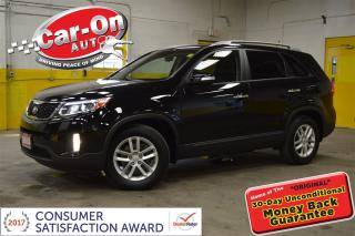 Used 2014 Kia Sorento LX PWR GRP HTD SEATS ALLOYS LOADED for sale in Ottawa, ON