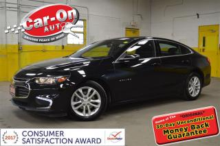 Used 2016 Chevrolet Malibu LT FULL POWER GRP REAR CAM ONSTAR ALLOYS for sale in Ottawa, ON