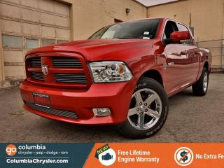 Used 2010 Dodge Ram 1500 Sport for sale in Richmond, BC