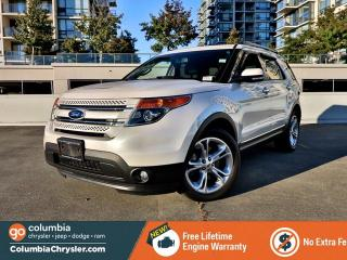 Used 2015 Ford Explorer LIMITED for sale in Richmond, BC