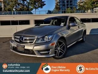 Used 2012 Mercedes-Benz C-Class C 250, PREMIUM SOUND PACKAGE, PANORAMIC SUNROOF, NO ACCIDENTS, FREE LIFETIME ENGINE WARRANTY! for sale in Richmond, BC