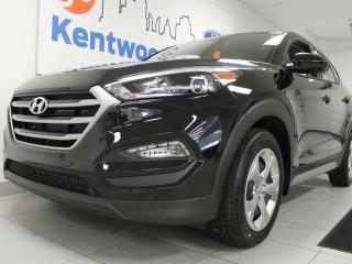Used 2017 Hyundai Tucson SE AWD with a back up cam and heated seats. Plenty of room for personalization. for sale in Edmonton, AB