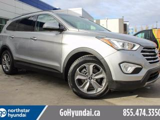 Used 2014 Hyundai Santa Fe XL Luxury 6PASS/LEATHER/SUNROOF/BACKCAM for sale in Edmonton, AB