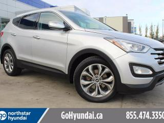 Used 2013 Hyundai Santa Fe Sport 2.0T SE TURBO/LEATHER/PANOROOF for sale in Edmonton, AB