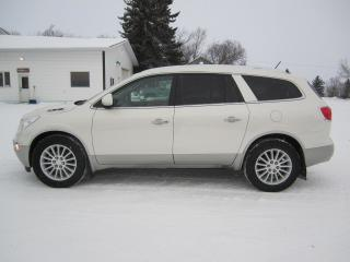 Used 2010 Buick Enclave CX for sale in Melfort, SK