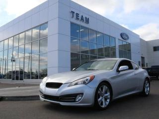 Used 2011 Hyundai Genesis Coupe 3.8L V6, RWD for sale in Edmonton, AB