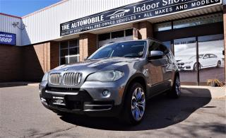 Used 2007 BMW X5 4.8i AWD NO ACCIDENT PANO SUNROOF LEATHER for sale in Mississauga, ON