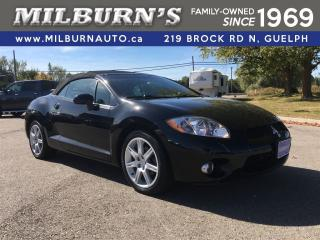 Used 2007 Mitsubishi Eclipse GT-P for sale in Guelph, ON