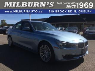 Used 2013 BMW 3 Series 335i xDrive for sale in Guelph, ON