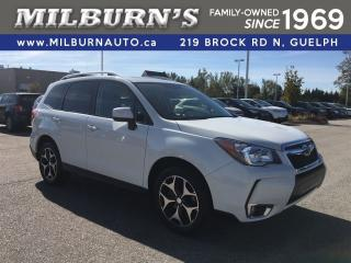 Used 2016 Subaru Forester XT Touring / AWD for sale in Guelph, ON
