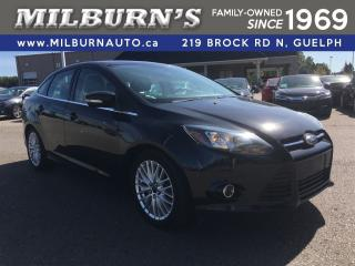 Used 2013 Ford Focus Titanium for sale in Guelph, ON