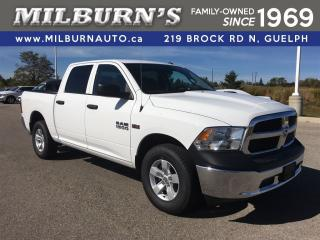 Used 2017 Dodge Ram 1500 SXT 4X4 for sale in Guelph, ON