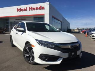 Used 2016 Honda Civic Sedan Touring for sale in Mississauga, ON