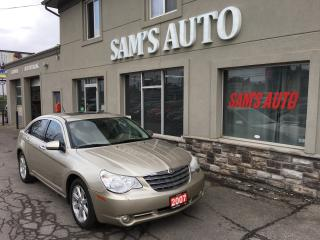 Used 2007 Chrysler Sebring Limited  for sale in Hamilton, ON