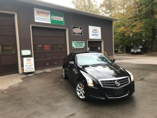Used 2014 Cadillac ATS AWD for sale in Delhi, ON