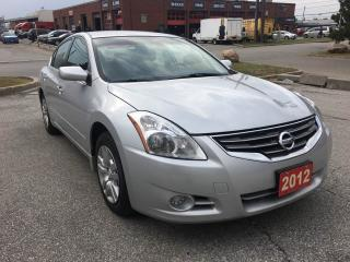 Used 2012 Nissan Altima 2.5 S for sale in North York, ON