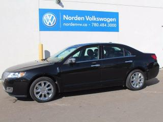 Used 2012 Lincoln MKZ PREMIUM for sale in Edmonton, AB
