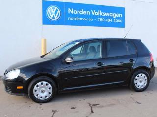 Used 2009 Volkswagen Rabbit 5-DoorTrendline for sale in Edmonton, AB