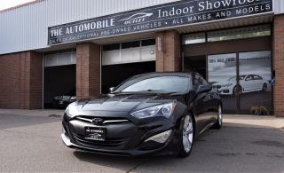 Used 2013 Hyundai Genesis Coupe R-Spec