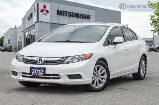 Used 2012 Honda Civic EX (A5) for sale in Mississauga, ON
