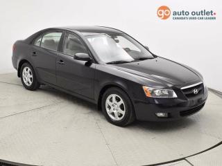 Used 2007 Hyundai Sonata GLS for sale in Edmonton, AB