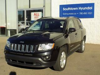 Used 2011 Jeep Compass Sport for sale in Edmonton, AB
