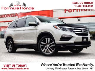 Used 2016 Honda Pilot TOURING | TOP OF THE LINE | NAVIGATION for sale in Scarborough, ON