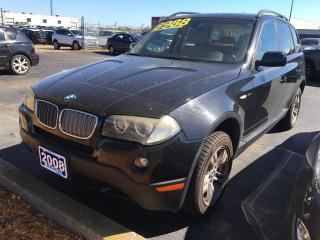 Used 2008 BMW X3 3.0I for sale in Burlington, ON