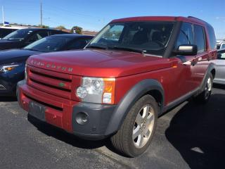Used 2008 Land Rover LR3 HSE for sale in Burlington, ON