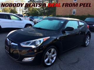 Used 2013 Hyundai Veloster Tech**BLUETOOTH**BACK-UP CAM**XM RADIO** for sale in Mississauga, ON
