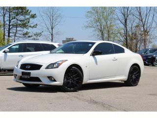 Used 2015 Infiniti Q60 **AWD**NAV**ROOF**LEATHER** for sale in Mississauga, ON