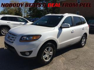 Used 2011 Hyundai Santa Fe GL 3.5**BLUETOOTH**HEATED SEATS**ALLOYS** for sale in Mississauga, ON