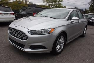 Used 2015 Ford Fusion SE for sale in North York, ON