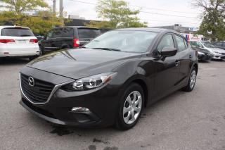 Used 2016 Mazda MAZDA3 GX BACKUP CAM+BLUETOOTH for sale in North York, ON