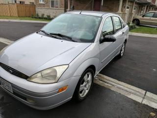 Used 2003 Ford Focus ZTS for sale in Binbrook, ON