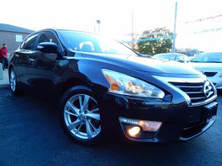 Used 2013 Nissan Altima 2.5 SL   LEATHER.ROOF   BACK UP CAMERA for sale in Kitchener, ON