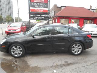 Used 2010 Chrysler Sebring LIMITED LOW KM for sale in Scarborough, ON