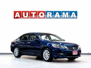 Used 2013 Honda Accord EXL LEATHER SUNROOF BACKUP CAM for sale in North York, ON