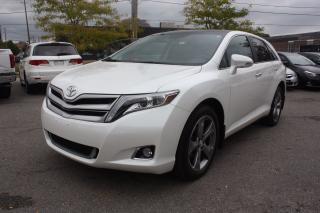 Used 2014 Toyota Venza LIMITED *NAVI* for sale in North York, ON