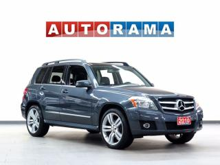 Used 2010 Mercedes-Benz GLK350 LEATHER SUNROOF 4WD for sale in North York, ON