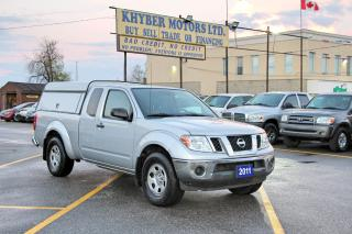 Used 2011 Nissan Frontier S for sale in Brampton, ON
