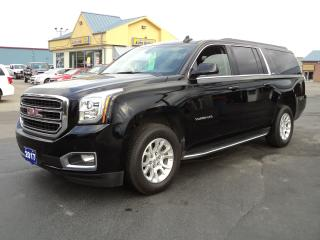 Used 2017 GMC Yukon XL 1500 SLE 4X4 5.3L 8 Passenger for sale in Brantford, ON