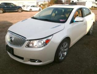 Used 2010 Buick LaCrosse CXL for sale in Niagara Falls, ON