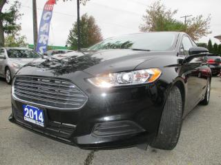 Used 2014 Ford Fusion SE-NAVIGATION-CAMERA-BLUETOOTH for sale in Scarborough, ON