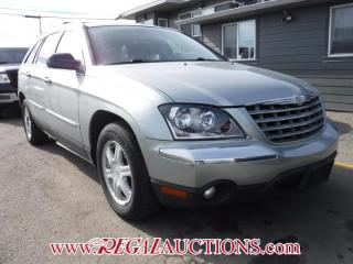 Used 2004 Chrysler PACIFICA  4D UTILITY FWD for sale in Calgary, AB