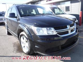 Used 2013 Dodge JOURNEY  4D UTILITY FWD for sale in Calgary, AB