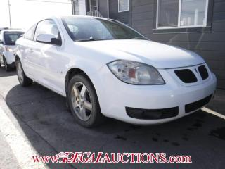 Used 2007 Pontiac G5 SE 2D COUPE for sale in Calgary, AB